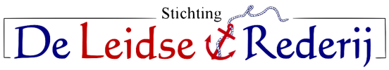 Logo Stichting De Leidse Rederij